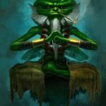 Yoda in Feudal Japan