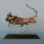 Samuri Cat Armour