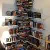 A Book Shelf...Made of Books