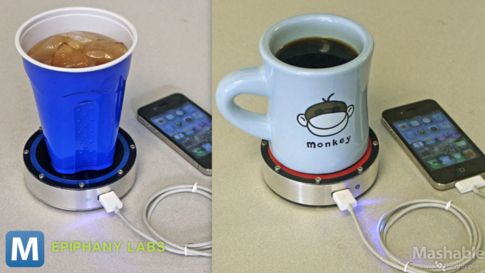 iPhone-Drink-Charger