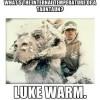 Luke Warm